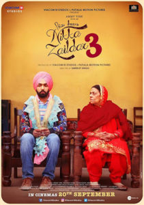 Nikka Zaildar 3 (2019) 720P HDRip Punjabi Movie ESubs