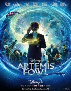 Artemis Fowl (2020) 800MB 720p Web-DL English